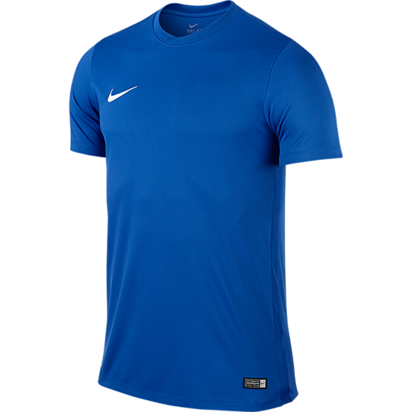 (Junior) Nike Park VI Short Sleeve Football Jersey