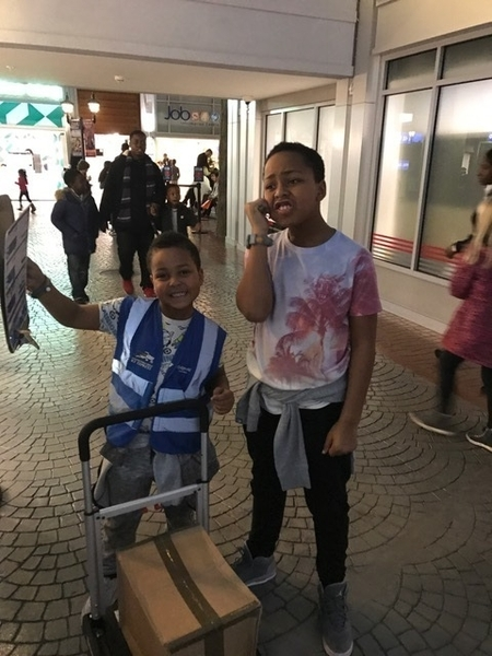 A day out with the Grandkids at Kidzania