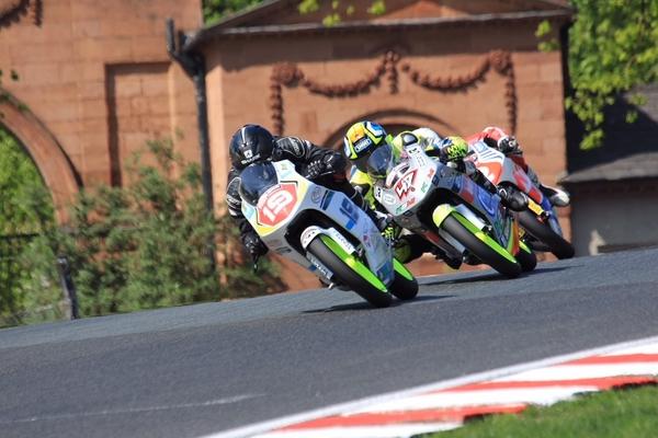 Scott Ogden Racing #19 (Round 2 British Motostar...Oulton Park)