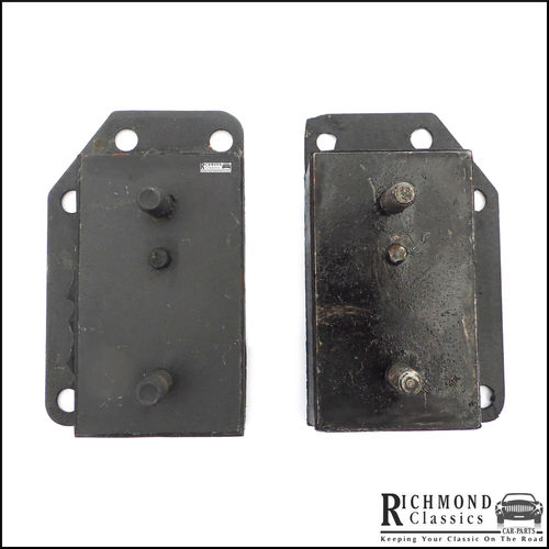 MGB GT Engine Mountings 1962 to 1974, BHH1351, BHH1352