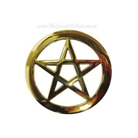 Small Hanging Pentagram