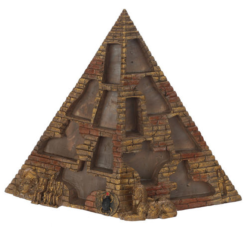 Egyptian Pyramid World Display Stand