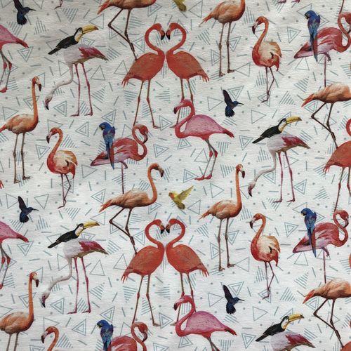 Jazzy Birds Jersey