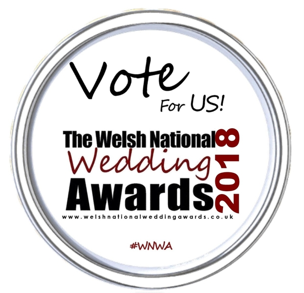 The Welsh National Wedding Awards 2018