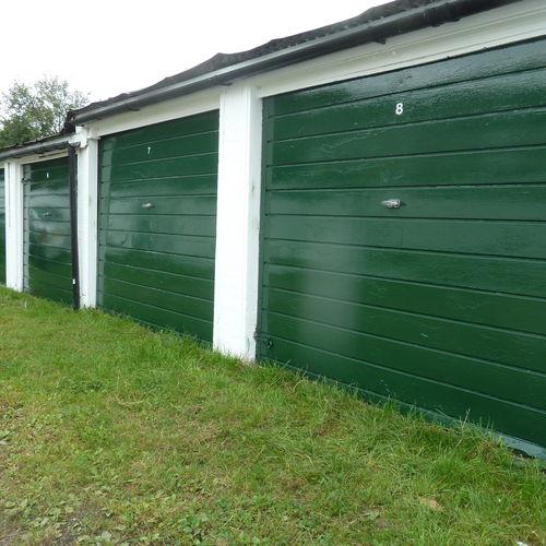 Ashfield Road Lock-up Garage - N4