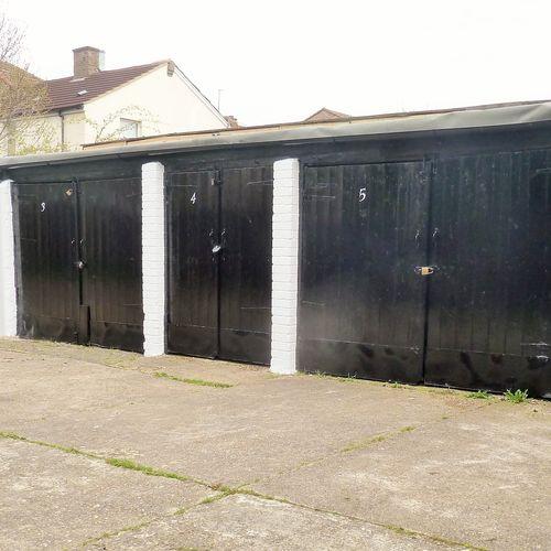 Totteridge Road Large Lock-up Garage - EN3