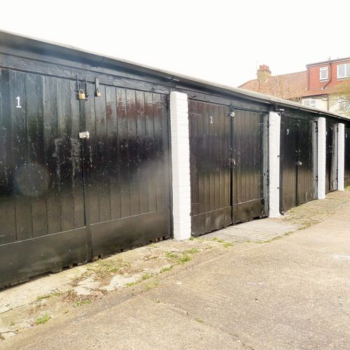 Totteridge Road Large Lock-up Garage - EN3