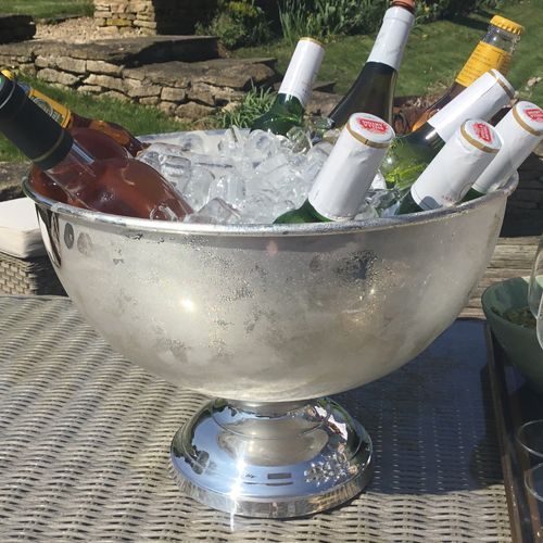Mappin & Webb wine bath vasque cooler