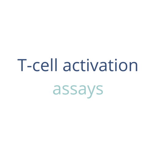 T-cell activation assays