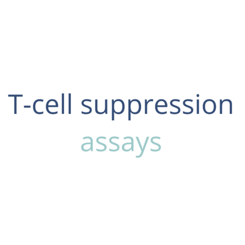 T-cell suppression assays