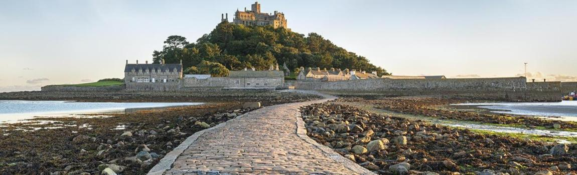 National Trust St Michael's Mount Marazion Cornwall