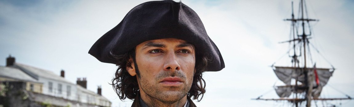 The TV Series Poldark Was Filmed In The Area