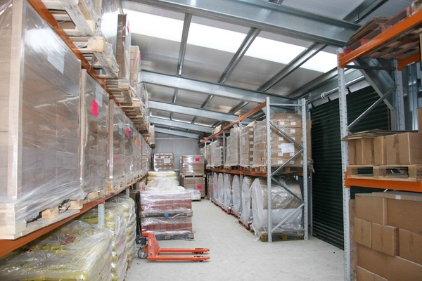Why a steel warehouse is the smart choice for your business