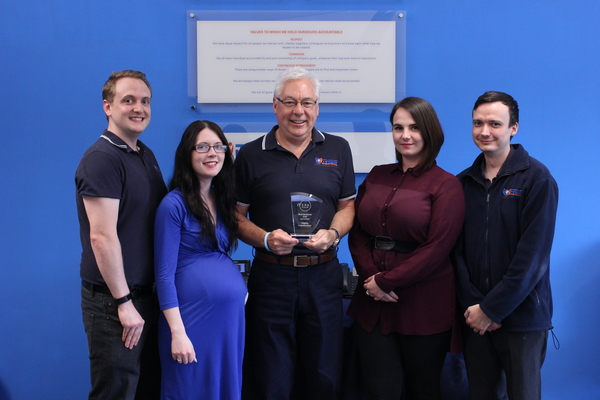 RPS Technology Solutions receive 'Highly Commended' at 2018 ITSPA Awards