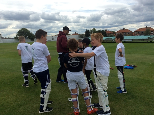 Summer Camp Mainsforth CC
