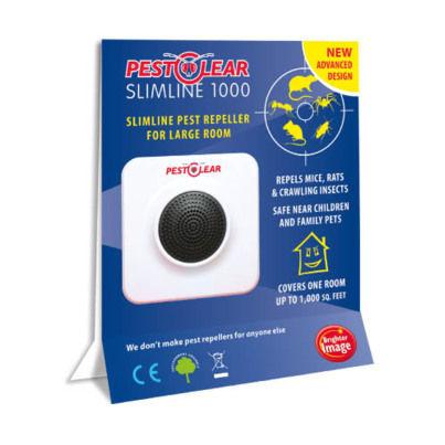 Pest Clear Slimline 1000