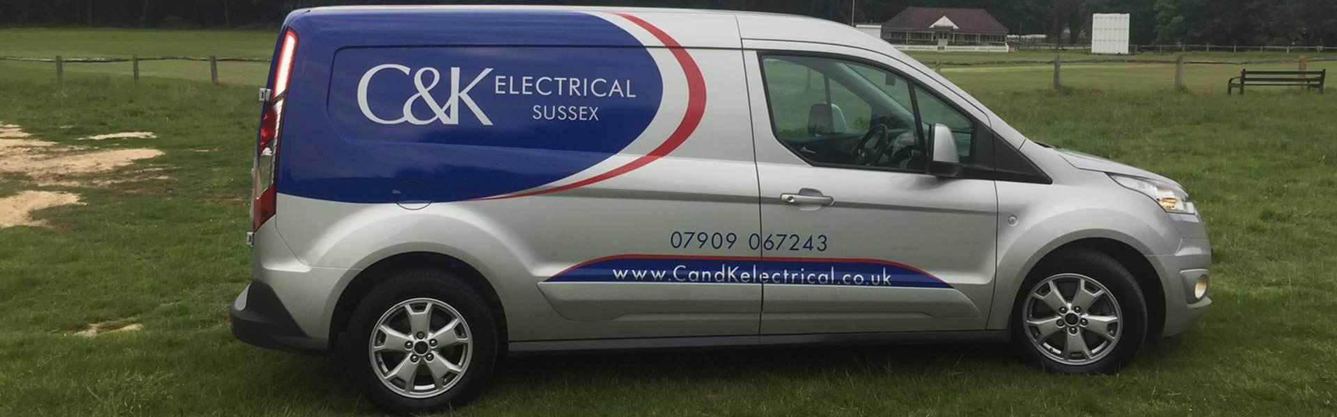 Electrician Henfield, Electrician Brighton, Fuseboard, Double Socket, Rewire
