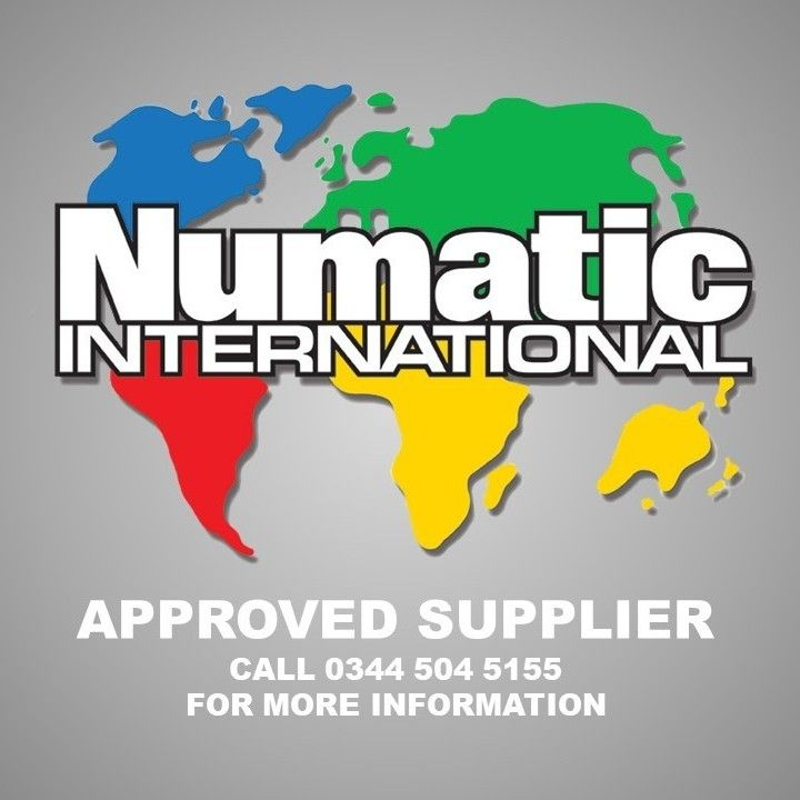 Numatic Cleaning Machinery Equipment