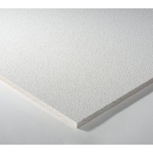 14x AMF Fine Stratos Microperforated tegular E24 edge tile 600x600