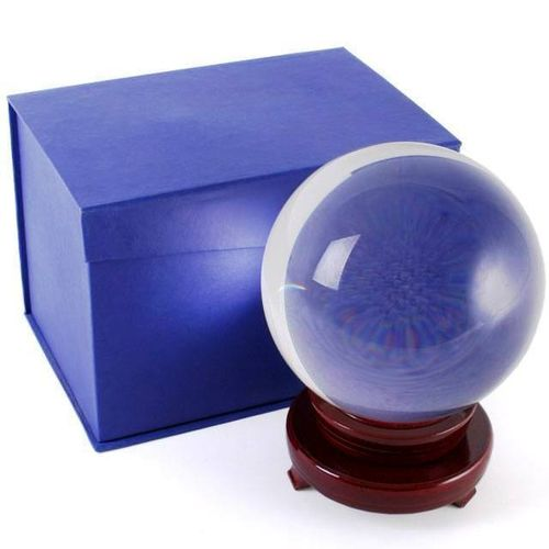 Crystal Balls & Spheres