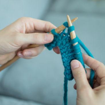Beginners Chunky Knitting  Workshop
