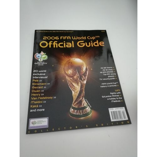 2006 WORLD CUP Official Guide