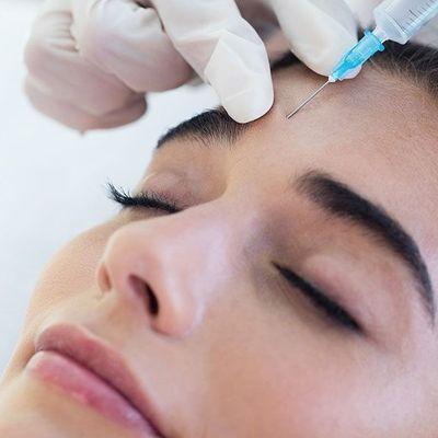 Aesthetics skin care clinic