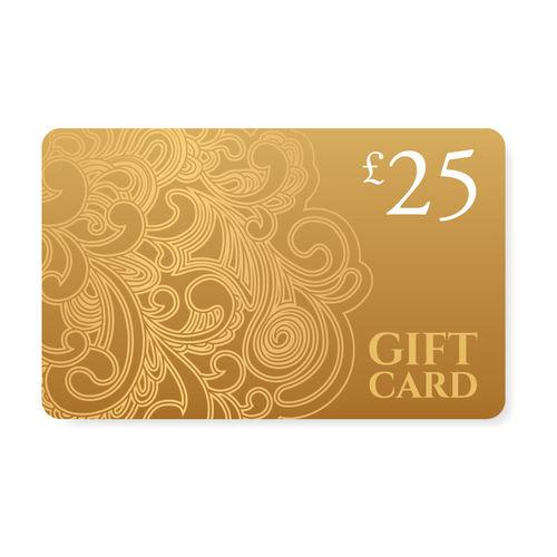 £25.00 Gift e-Voucher