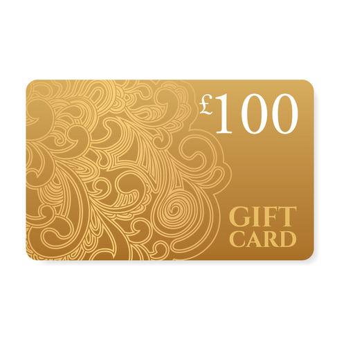 £100.00 Gift e-Voucher