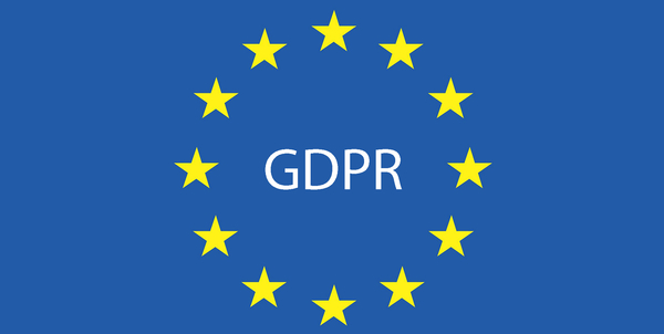 GDPR comes into affect