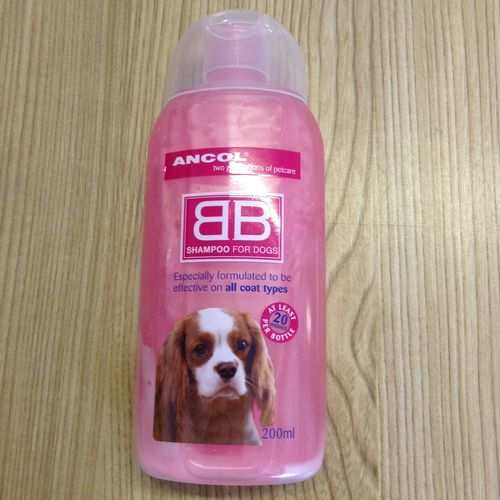 Ancol Dog Shampoo For All Coat Types