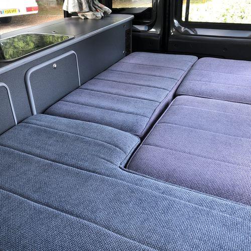 2007 Fiat Doblo Camper Van 2 Berth - 1248cc Diesel - Nice Spec