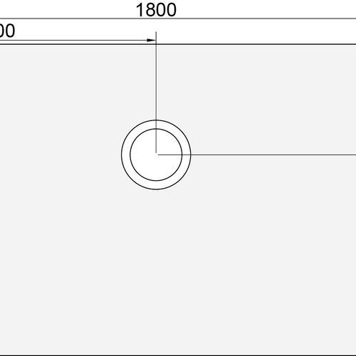 Rhino 1800mm X 900mm