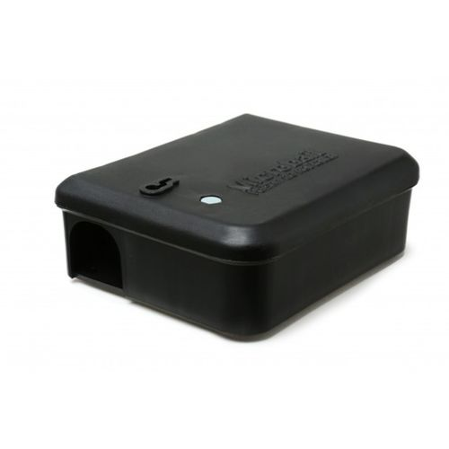Quicklock Microbait Plastic Mouse Bait Station