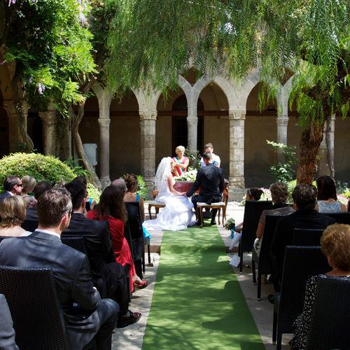 Ceremonies in Sorrento