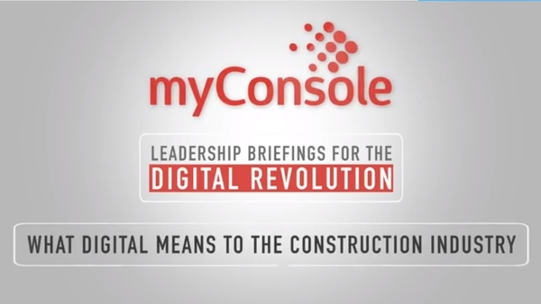 What Digital Means to the Construction Industry