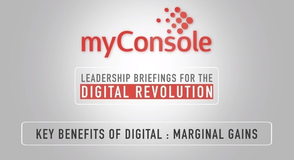 Key Benefits of Digital - Marginal Gains