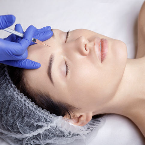Wrinkle Relaxing & Dermal Filler Injectables