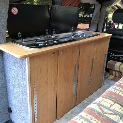 Drivelodge Camper Van - 2 Berth - 2011 Citroen Berlingo Multispace XTR 1.6 HDi