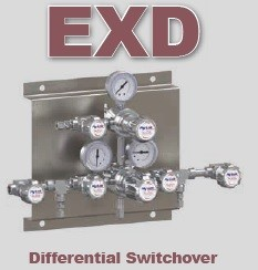 Differential Switchover CONCOA AURA REGULATORS