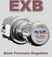 Back Pressure CONCOA AURA REGULATORS
