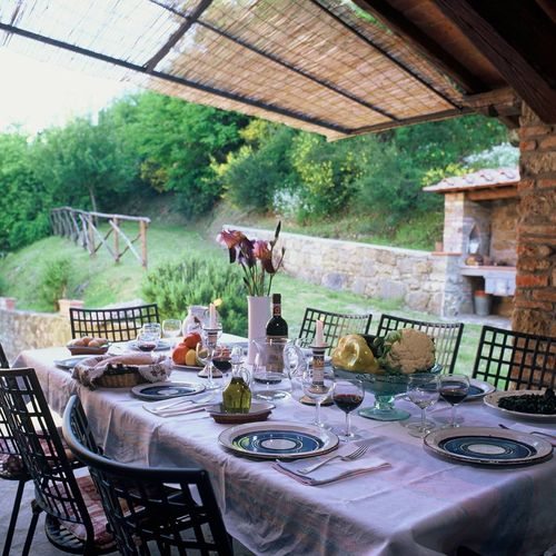 Tuscan Rustic Retreat