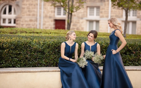 Stunning new bridesmaids from Sorella Vita !