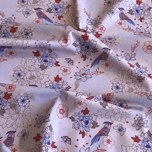 Katia Oriental Japanese Cotton Poplin