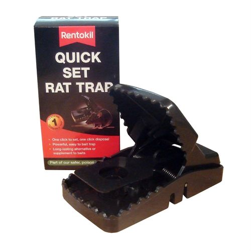 Rentokil Quick Set Rat Trap