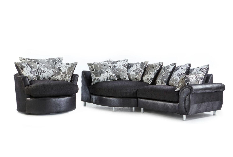 Magnificent Elise Corner Sofa Swivel Chair Id Sofas Midlands Ltd Bralicious Painted Fabric Chair Ideas Braliciousco