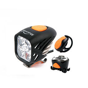 Magicshine Mj-906 + Monteer 1400 Bike Light Package