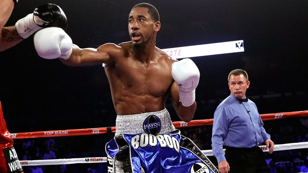 Undefeated middleweight star Andrade signs with Matchroom