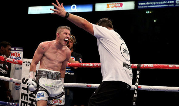 Last chance saloon for Liam Smith at world level?