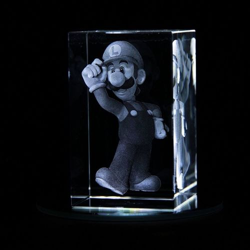 JUST IN - 80x50x50 Luigi (Nintendo)